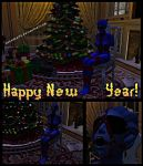 Waiting for the new year by Aksanka93