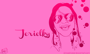 Jerielky's Pink by LibraelDariel