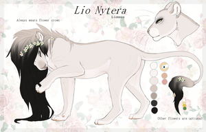 Feral Lio Reference - 2015 by Sippet