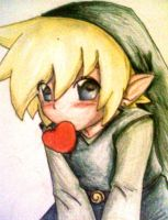 Chibi Link 2 by blackorchid2007