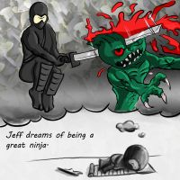 Jeff dreams by daimwn