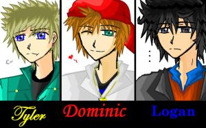 Which Big Brother Do You Like? by azuna10