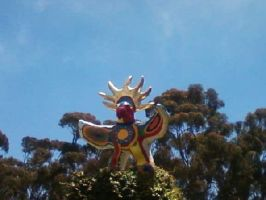 UC San Diego's Sun God by the-Modest-Godess