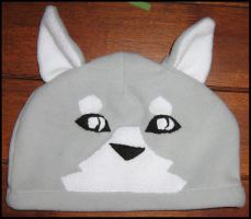 Wolf hat by Jag-san