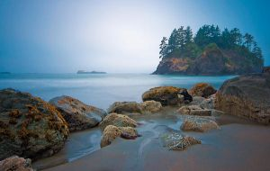 California Beach Stock by little-spacey