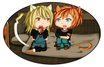 -- Lamento : Konoe and Tokino -- by Kaishiru