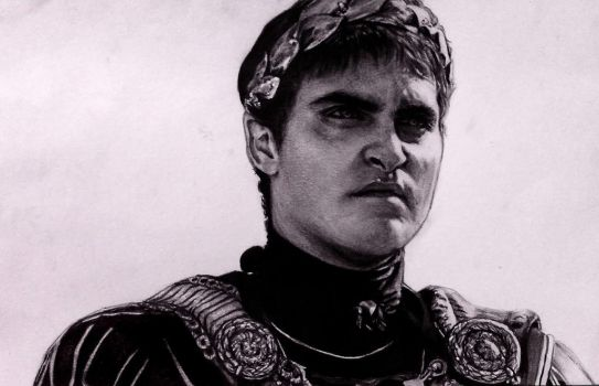 Commodus by Lauryn-M