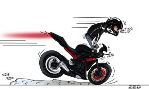 Triumph Street Triple 2013 by Zed03