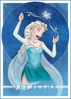 Let It Go by Aki3b