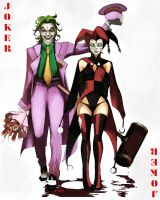 Joker Card by arriku