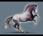 Hwin - Mini commish for Araylen by BH-Stables