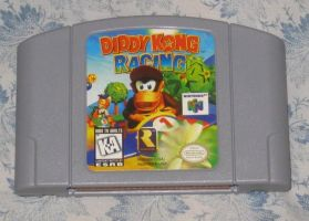 Diddy Kong Racing by T95Master