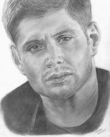 Beautiful Dean by hsr62