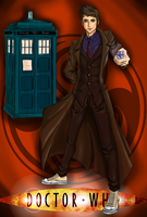 Doctor Who by G-Loveless