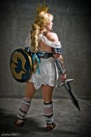 Sophitia - back by Kilayi
