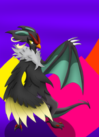 Collab: Noivern TF by PhoenixWulf