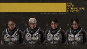 Which hair for TSFIT's female protagonist? by koobismo