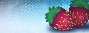Facebook Timeline Cover Strawberries by Fai-is-sexy