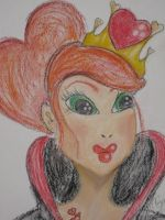 Queen of Hearts by Pippi929