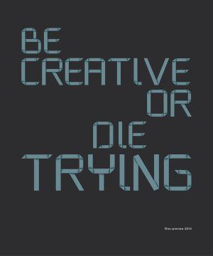 Be Creative by no-preview