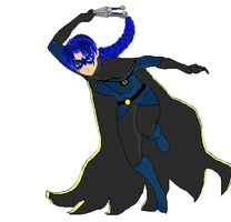 Bluejay 2 (Son of Batman and Batman Vs.Robin) by SailorTrekkie92