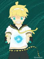 Len Kagamine- Find You're Song by Benergee