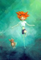Ed and Ein by CarolinVogt