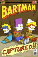 Commission- Bartman cover by ChaosKomori
