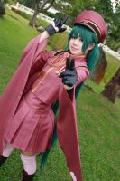 Vocaloid Senbonzakura - Miku by Xeno-Photography