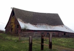Conway: Barn's Last Stand by Photos-By-Michelle
