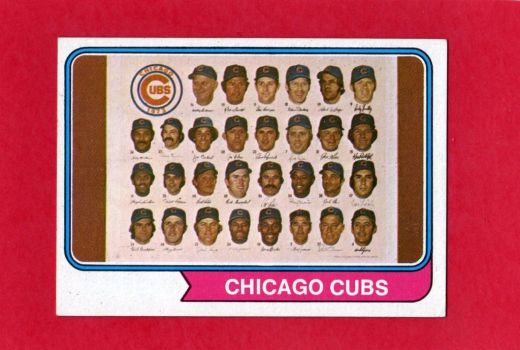 1973 Chicago Cubs 6 by danwind