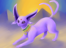 Bast Espeon by PacificPikachu