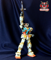 Bandai GUNDAM MG RX-78-2 Ver. ONE YEAR WAR 0079_08 by wongjoe82