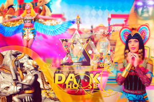 Wallpaper Dark Horse Katy Perry by DaniMonster by DaniMonsterEditions