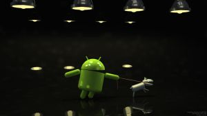 Android Photoshooting Nr. 3 by Puttee