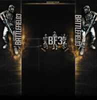 Youtube Background Battlefield 3 by Mrsheloner