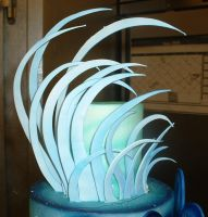 Last Airbender Cake: Air by Kahlan4