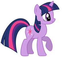 Twilight Sparkle Vector by Pilot231