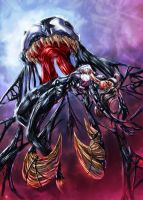 Sydney Savage Symbiote by cric