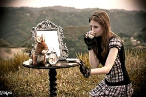 Tea Time in my Wonderland by Kristhania
