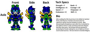 Axle Referece for Plush-Bots by AleximusPrime