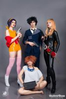 Cowboy Bebop by AGflower