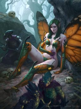 Legend of the Cryptids: Pixie - Normal by namesjames