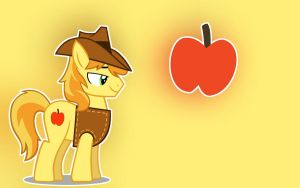 Braeburn Wallpaper by CandyUtame