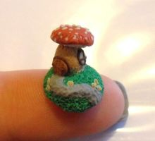 house on my finger by Stefimoose