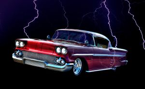 Lightning Rod by jmotes