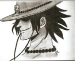 Portgas D. Ace by ruku18