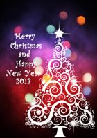 Merry Christmas 2013 by greenwind007