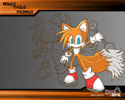 Tails Battle Style by Tailsu-cun