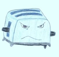 Toaster by Smilelil1